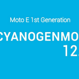 Install CyanogenMod 12.1 Nightly ROM on your Moto E