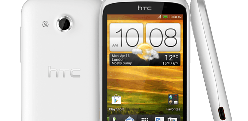 How to Gain Root Access on your HTC Desire C