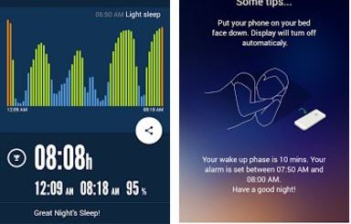 Enjoy a Combination Between Sleep Tracking and Smart Alarm Clock with Sleep Time+