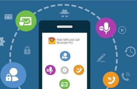 Hide SMS and Call Recorder for Android