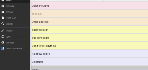 Take Notes, Make Checklists and more with ColorNote
