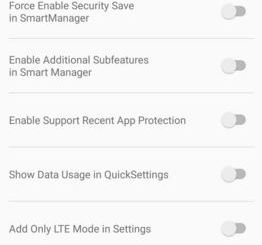 Easily Enable CSC Tweaks on your Samsung Device
