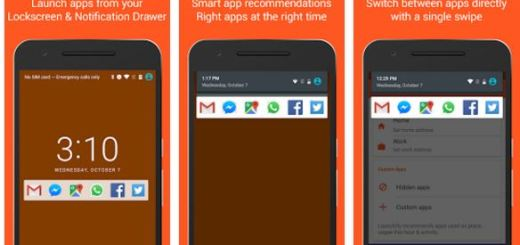 Enjoy Launchify- Quick App Shortcuts on your Android Handset