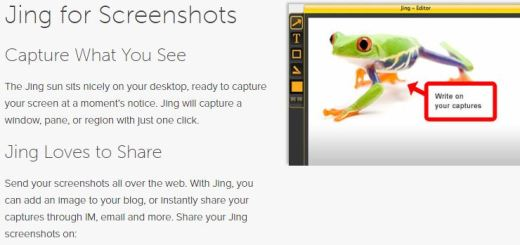 Learn to Add a Screencast to Twitter and Facebook with Jing