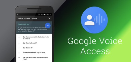Voice Access is Great for People who have Difficulty Manipulating a Touch Screen