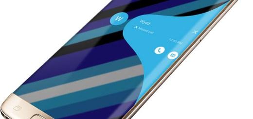 Change Quick Settings on Galaxy S7 Edge