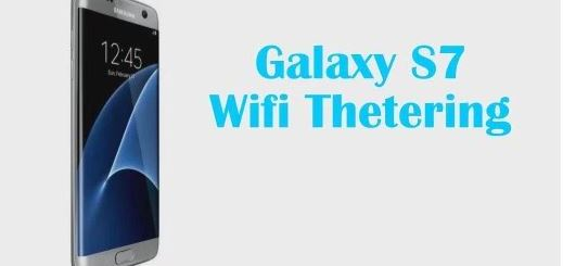 Learn to Enable WiFi Tethering on Sprint Galaxy S7
