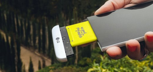 Enjoy that LG G5 has a Replaceable Battery