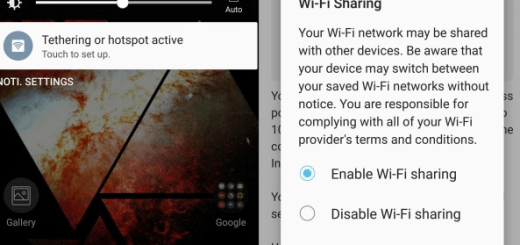 How to Share your Galaxy S7 Wi-Fi connection