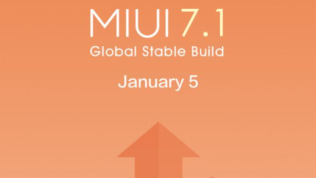 MIUI 7.1