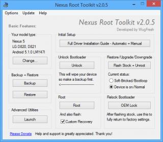 Nexus-root-toolkit-2.0.5