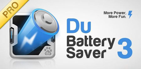 DU Battery Saver Pro 4.2.1.2 download the application Extend Battery Life