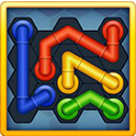 Play Puzzle Pipe Lines: Hexa v2.1.5 Android - mobile mode version