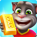Download game Talking Tom Talking Tom Gold Run v1.1.1.116 running Android - mobile mode version