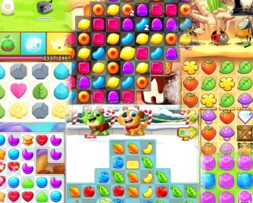 10 Awesome Games Like CANDY CRUSH