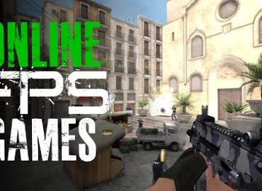 10 Best FPS ONLINE MULTIPLAYER Shooting Android Games (1080p 60fps)