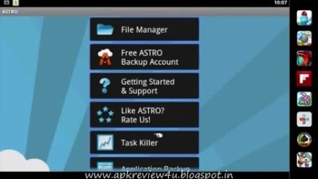 How to get .apk file of apps in Bluestacks.