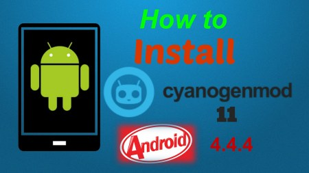 How to Install CyanogenMod 11 LATEST Version Tutorial! Any Android phone! 4.4.4 KITKAT