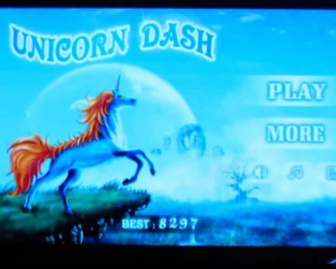 Unicorn Dash – Android app review by ReviewBreaker