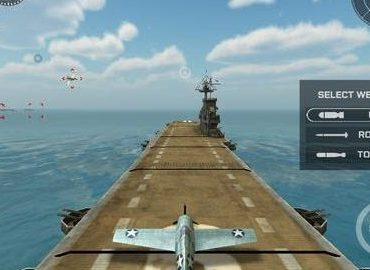 Wings of Fire – Best Aircraft Games (iOS / Android) HD GamePlay