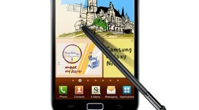 Galaxy Note Launch-Event: Das Samsung Galaxy Note angetestet!