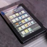 Erstes Video vom Kindle Fire