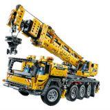 LEGO Schwerlastkran 42009