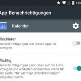 Tipp: Benachrichtigungen  in Android deaktivieren