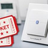 Gewinnspiel: Mit Homematic IP vollkommen kostenlos zur CeBIT nach Hannover!