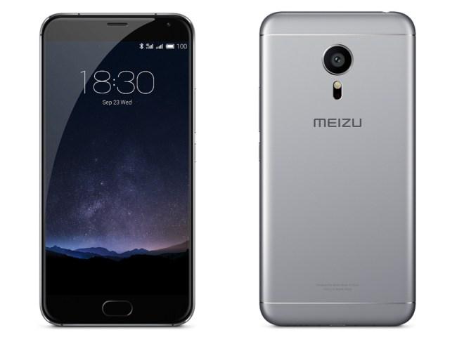 """Die Hardware des Smartphones """"Meizu Pro 5 Ubuntu Edition"""" entspricht der des Android-Modells """"Meizu Pro 5"""" (hier im Bild). (Foto: Meizu)"""