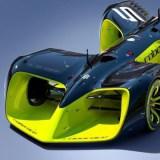 Roborace: Autorennen mit autonomen Fahrzeugen