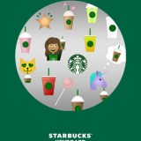 Starbucks bringt eigenes Emoji-Keyboard für Android und iOS