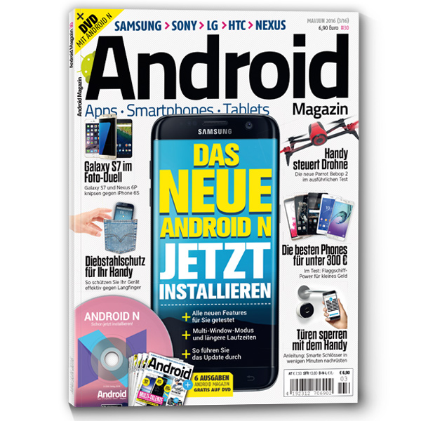 Android Magazin Nr. 30