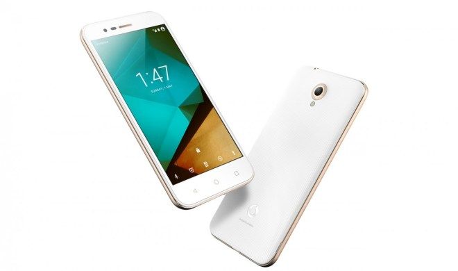 Das neues Vodafone-Smartphone Smart Prime 7 kostet nur rund 150 Euro, kann aber LTE (Foto: Vodafone).