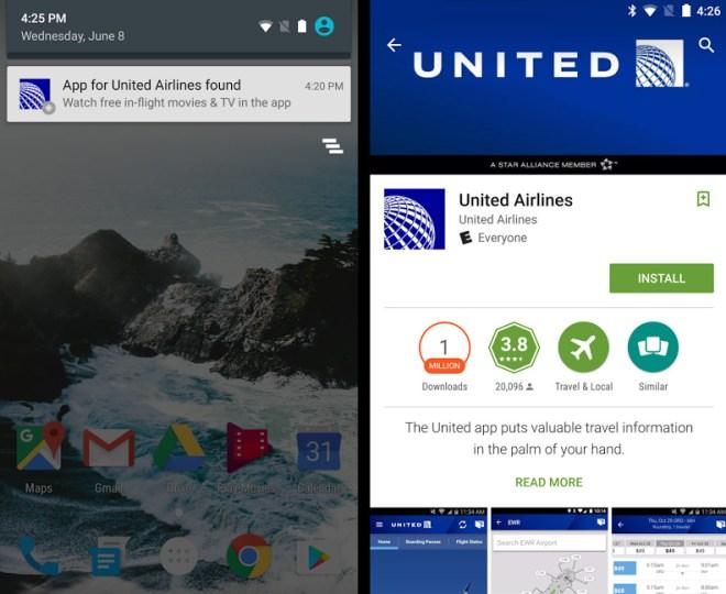 Viele Unternehmen werden noch nicht unterstützt, aber United Airline schon (Foto: Google)