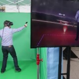 Mixed Reality: HTC zeigt Zuschauern, wie man die virtuelle Realität erlebt