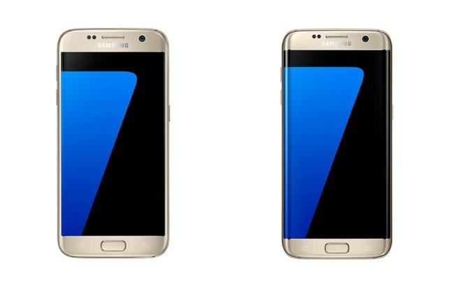 """Die diesjährigen Samsung-Flaggschiff-Smartphones """"Galaxy S7"""" und """"Galaxy S7 Edge"""" werden bis Ende Juni weltweit voraussichtlich 25 Millionen Käufer gefunden haben. (Fotos: Samsung)"""