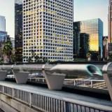 Hochgeschwindigkeitszug Hyperloop wird Realität – zumindest ein bisschen