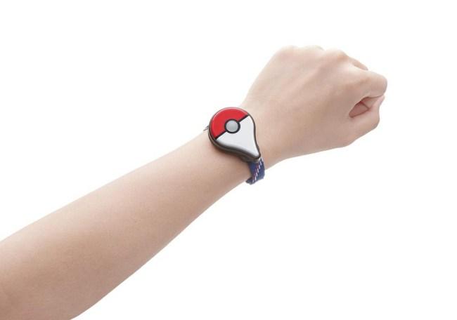 Pokemon Go Plus (Foto: Nintendo)