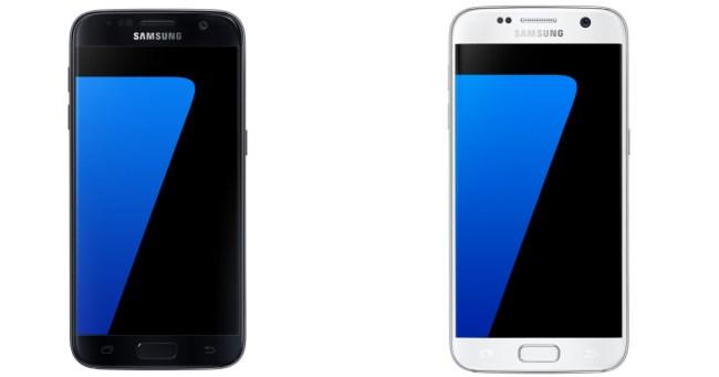 """Samsung hat einen vergleichenden Akku-Test durchgeführt, bei dem das eigene Smartphone """"Galaxy S7"""" gegen sechs andere Smartphones antreten musste. (Fotos: Samsung)"""