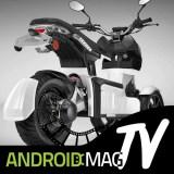 iTank: Wendiges und sicheres Elektro-Dreirad