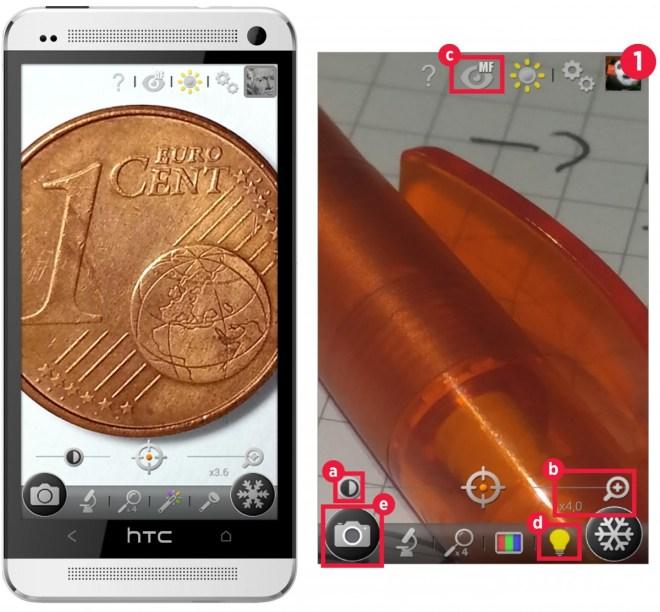 Tipp: So verwendest du dein Smartphone als Lupe!