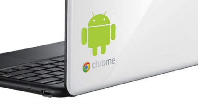 Android Chrome OS Andromeda