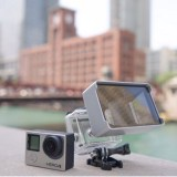 Cooles Gadget bringt der GoPro Hero 3D-Video bei!