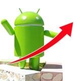 Android mit 88 Prozent Marktanteil auf Rekordhoch – zusammen mit iOS: 99,6 Prozent