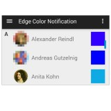 Tipp: So funktioniert die App Edge Color Notifications!