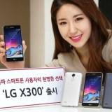 LG X300: Mittelklasse-Smartphone mit Android 7.0