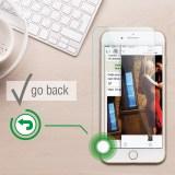 iPhones mit nur einer Hand bedienen – innovatives Schutzglas macht es möglich