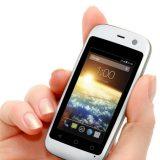 Das Micro X von Posh Mobile ist das kleinste Smartphone der Welt