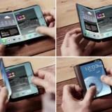 Samsung: Smartphones mit zusammenfaltbarem Bildschirm erst 2019